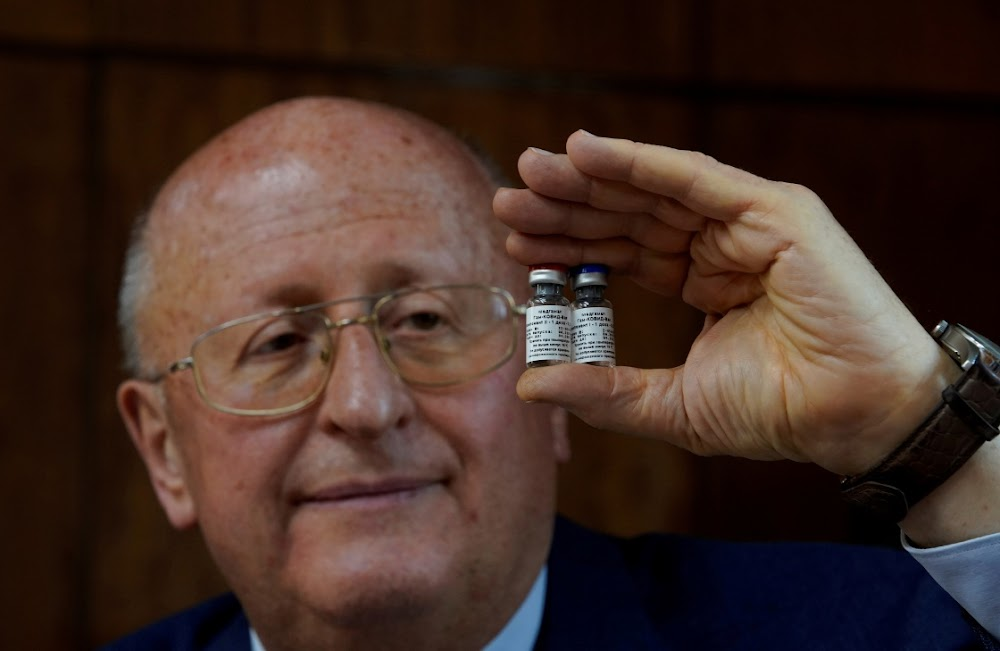 Russia focuses on freeze-dried vaccine doses as transport fix