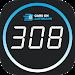 GPS Speedometer COA Icon