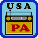 USA Pennsylvania Radio icon