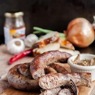 Ukrainian Pork Kielbasa Recipe