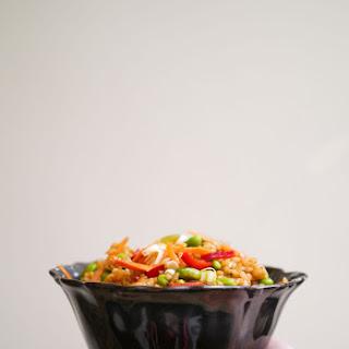 Sticky Asian Rice.