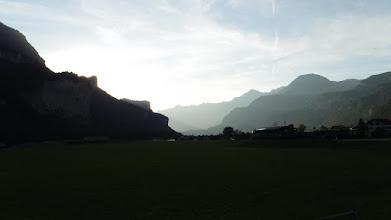 Photo: A Berni-Alpok a túra végén