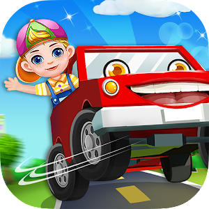Race Car Kids: Cars Fix & Wash for PC and MAC