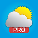 Weather Forecast 14 days Pro - Meteored News icon