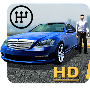 real manual car simulator 3d apk