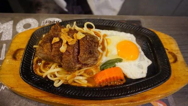哇烤大口炙燒牛排-環境好的便宜牛排餐廳/高雄便宜牛排推薦