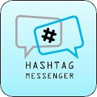 HashTag Mobile Chat Messenger icon