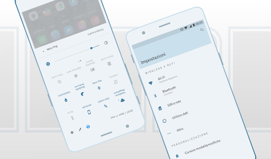 [substratum] Iride for OxygenOS Screenshot