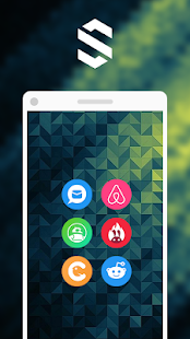 S9 Pixel - Icon Pack Screenshot