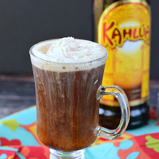 Mexican Coffee Cocktail.