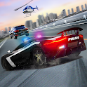 US Police Cop Chase: Crime City Gangster Fight icon