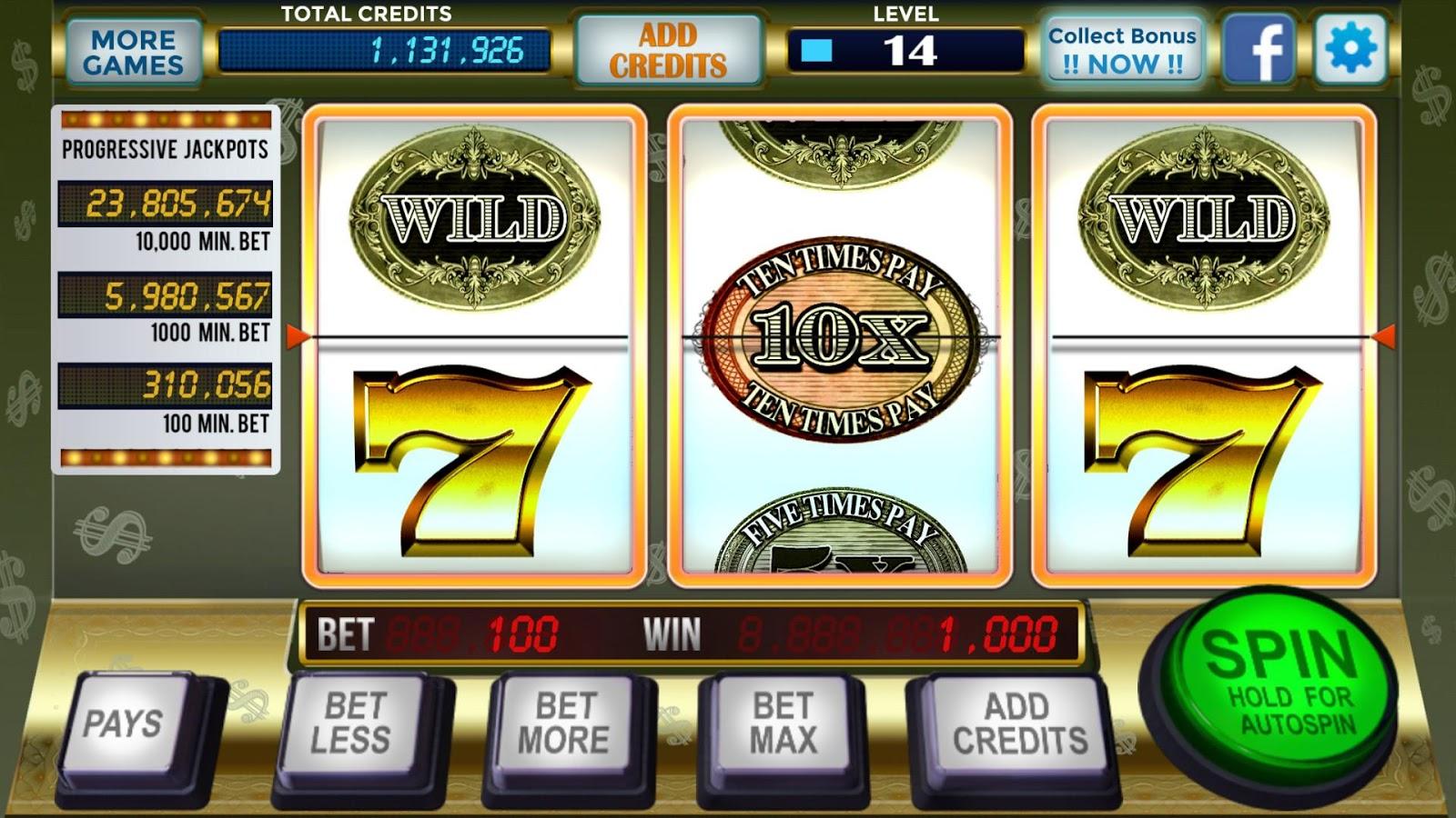 free slot machine sound