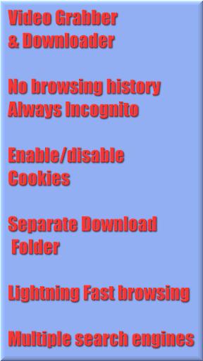 XNX BROWSER screenshot 2