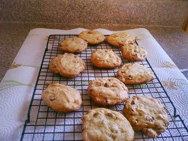 Chocolate And Peanut Butter Chip Cookies Recipe