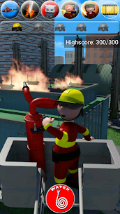 Talking Max the Firefighter 4