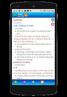 Kadict - từ điển Việt - náhled