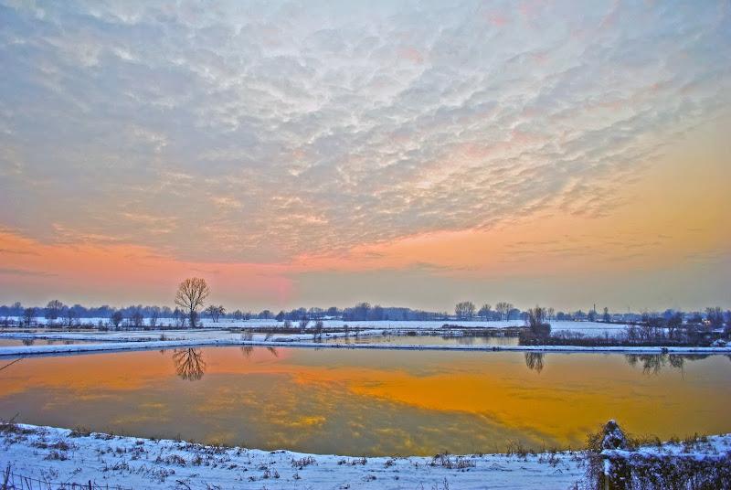 Nubi, neve...acqua. di Daimon