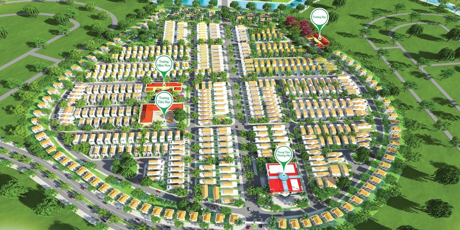 Dự án đất nền TRI YEN RIVESIDE 2
