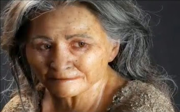 Photo: Las Palmas Clovis Woman A scientific reconstruction of an ancient woman known as La Mujer de las Palmas, based on the skeletal remains of a female who lived between 10,000 and 12,000 years ago. Experts reconstructed what the woman may have looked like based on the remains found in 2002 in a flooded sinkhole cave near the Caribbean resort of Tulum, Mexico. Anthropologist Alejandro Terrazas says the reconstruction resembles people from southeastern Asia areas like Indonesia, even though experts had long believed the first people to migrate to the Americas where from northeast Asia. http://www.inah.gob.mx/index.php?option=com_content&view=article&id=62:10000-years-old-skeleton-extracted-from-flooded-cave&catid=61:anthropology&Itemid=64 Reconstruction: Elizabeth Daynès http://www.daynes.com/en/home.php