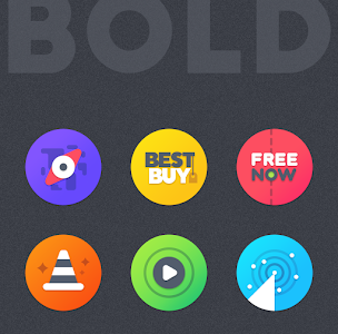BOLD - ICON PACK 2.0 (Patched)
