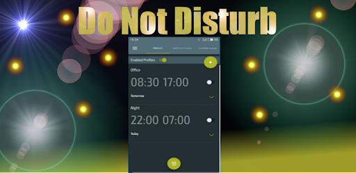 Do Not Disturb - Silent Mode Premium app for Android screenshot