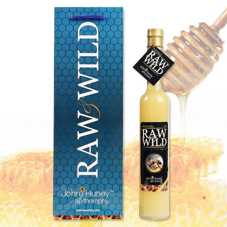 John Huney Royal Virgin Honey 550gm by Supermodels Secrets