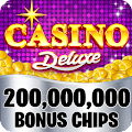 Casino Deluxe Vegas - Slots, Poker & Card Games APK