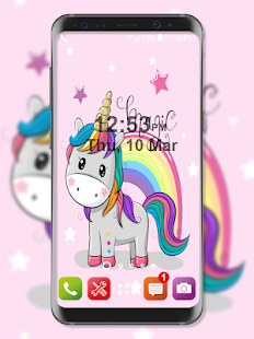 Einhorn Wallpaper Hd Apps Bei Google Play
