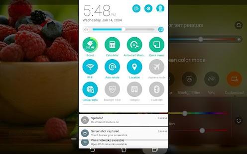 App ASUS Splendid APK for Windows Phone