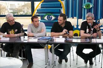 Photo: Jeam Tag, Matthieu Rebuffat, Jérôme Vincent et Michel Borderie