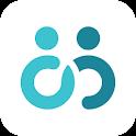 Fam-it: Private family network icon