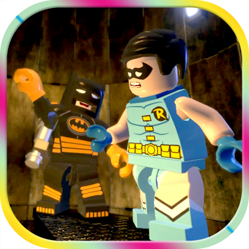 Walkthrough Lego Batman 2