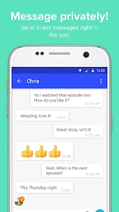 Inbox Messenger: Chat Room App- screenshot thumbnail