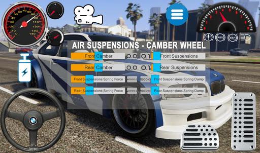 Air Suspension Camber 1.2 screenshots 1