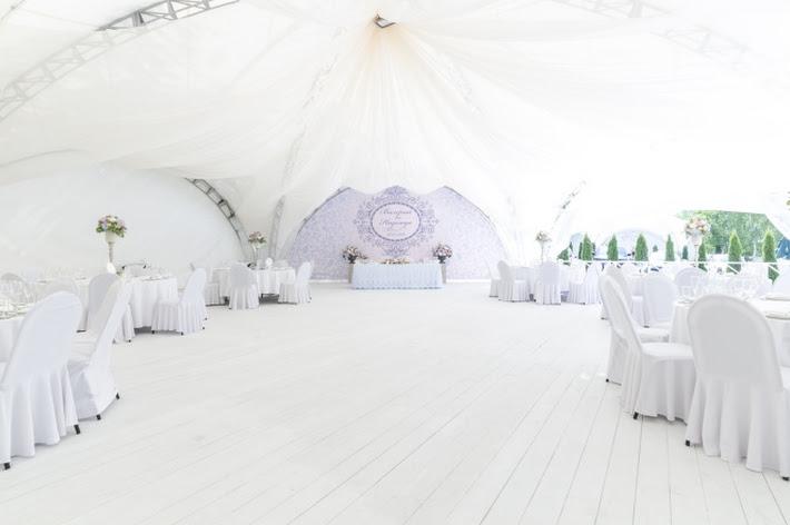 Фото №4 зала Средний шатер
