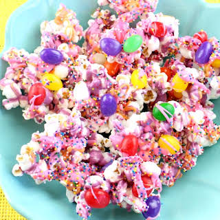 Jelly Bean Popcorn.