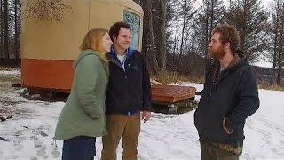 Tiny Alaskan Yurt