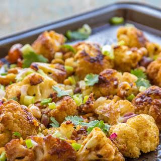 Asian Roasted Cauliflower Recipes
