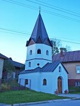 Photo: Zrekonštruovaná zvonica v mestskej časti Krásna Hôrka.