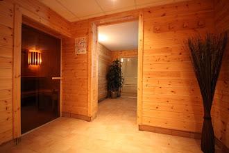 Photo: Le spa de la résidence
