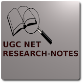 UGC NET RESEARCH  METHODS