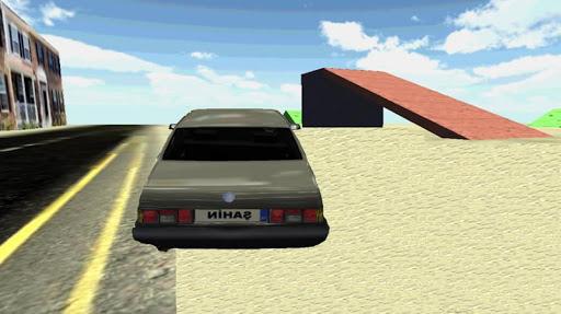 Sahin Car Drift Game Simulator