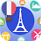 Learn&Read French Travel Words 1.9.0 Apk
