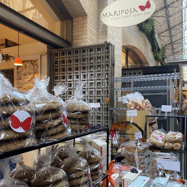 Photo from Mariposa Baking Company