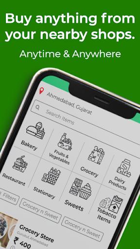 ViaMart- Lebensmittel, Lebensmittel, Schreibwaren und weitere Screenshots 1