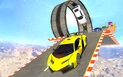Impossible Track Racing 3D - Stunt Car Race Games 1.1 screenshots 8