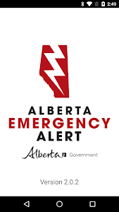 Alberta Emergency Alert screenshot 0