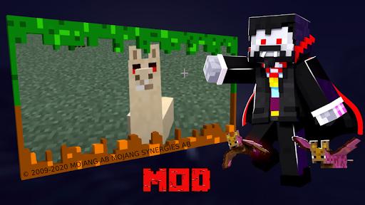 Turning into vampire mod 2.41 screenshots 1