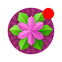 Origami Flowers And Plants: Paper Schemes icon