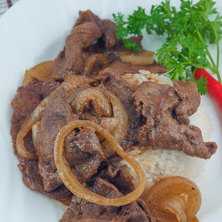 Pinoy Beefsteak